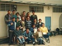 Demonstração Basquetebol Mira Sintra 1989