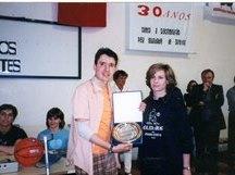 Encontro de homenagem e solederiedade para com Pedro Esteves que foi jogador e treinador da equipa APD-Sintra