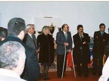 Discursos de inauguração da Sede da APD-Sintra - 1998