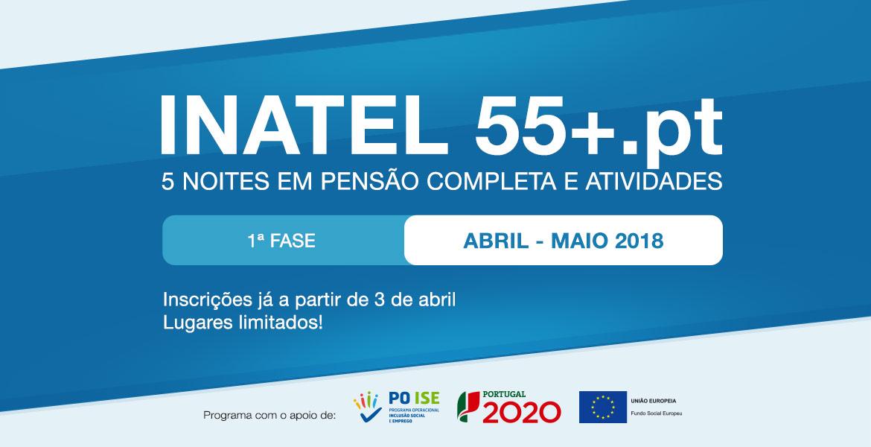 Fundação INATEL - 55+ e Pessoas com Deficiência 60% ou +