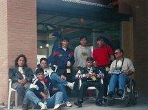 Viagem a Bercelona Paralímpicos1992