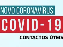COVID-19 | CONTACTOS UTEIS